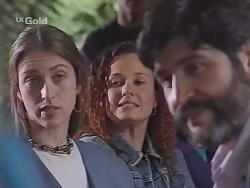 Francine, Cody Willis, Lech Koca in Neighbours Episode 2303