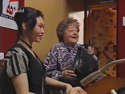 Ling-Mai Chan, Marlene Kratz in Neighbours Episode 2303