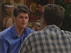 Father Michael Graham, Mark Gottlieb in Neighbours Episode 2303