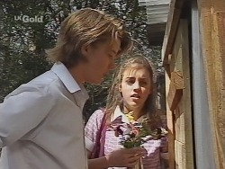 Billy Kennedy, Nicole Cahill in Neighbours Episode 2303
