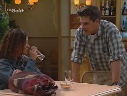 Cody Willis, Mark Gottlieb in Neighbours Episode 2303