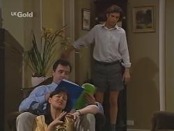 Karl Kennedy, Susan Kennedy, Malcolm Kennedy in Neighbours Episode 2304