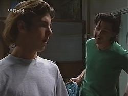 Malcolm Kennedy, Sam Kratz in Neighbours Episode 2304