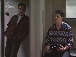 Mark Gottlieb, Father Michael Graham in Neighbours Episode 2304