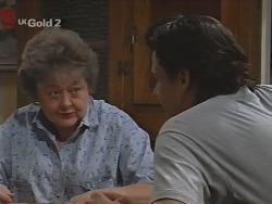 Marlene Kratz, Sam Kratz in Neighbours Episode 2305