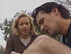 Annalise Hartman, Sam Kratz in Neighbours Episode 2305