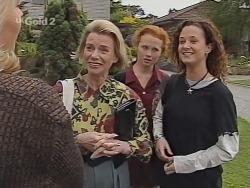 Annalise Hartman, Helen Daniels, Ren Gottlieb, Cody Willis in Neighbours Episode 2305