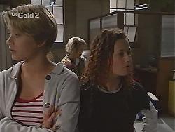 Danni Stark, Helen Daniels, Cody Willis in Neighbours Episode 2305