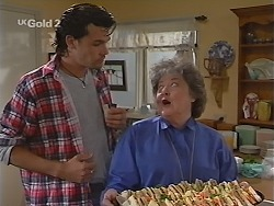 Sam Kratz, Marlene Kratz in Neighbours Episode 2305