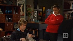 Andrew Robinson, Paul Robinson in Neighbours Episode 6471