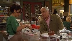 Vanessa Villante, Lou Carpenter in Neighbours Episode 6471