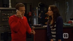 Paul Robinson, Kate Ramsay in Neighbours Episode 6472