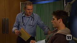 Karl Kennedy, Chris Pappas in Neighbours Episode 6472