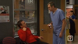 Paul Robinson, Karl Kennedy in Neighbours Episode 6472