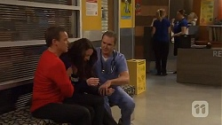 Paul Robinson, Kate Ramsay, Karl Kennedy in Neighbours Episode 6472