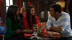 Priya Kapoor, Rani Kapoor, Ajay Kapoor in Neighbours Episode 6473