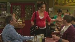 Karl Kennedy, Vanessa Villante, Toadie Rebecchi in Neighbours Episode 6474