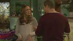 Sonya Mitchell, Toadie Rebecchi in Neighbours Episode 6474