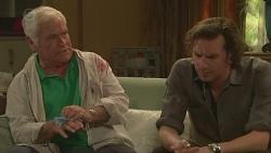 Lou Carpenter, Lucas Fitzgerald in Neighbours Episode 6474