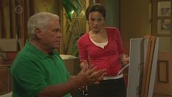 Lou Carpenter, Vanessa Villante in Neighbours Episode 6474