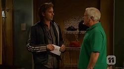Lucas Fitzgerald, Lou Carpenter in Neighbours Episode 6475