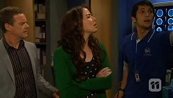 Paul Robinson, Kate Ramsay, Aidan Foster in Neighbours Episode 6475