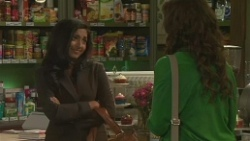 Priya Kapoor, Kate Ramsay in Neighbours Episode 6476