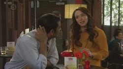 Ajay Kapoor, Kate Ramsay in Neighbours Episode 6477