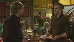 Andrew Robinson, Rhys Lawson in Neighbours Episode 6477