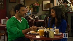 Ajay Kapoor, Priya Kapoor in Neighbours Episode 6478