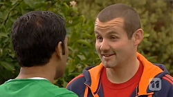 Ajay Kapoor, Toadie Rebecchi in Neighbours Episode 6478