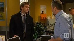 Rhys Lawson, Karl Kennedy in Neighbours Episode 6478