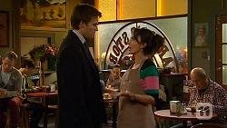 Rhys Lawson, Vanessa Villante in Neighbours Episode 6478