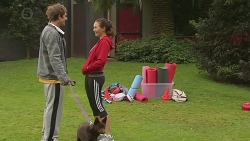 Kyle Canning, Bossy, Jade Mitchell in Neighbours Episode 6479