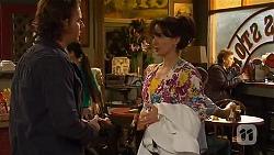 Lucas Fitzgerald, Vanessa Villante in Neighbours Episode 6480