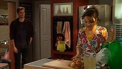 Rhys Lawson, Vanessa Villante in Neighbours Episode 6480