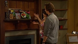 Vanessa Villante, Lucas Fitzgerald in Neighbours Episode 6480
