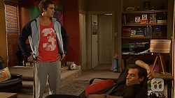 Kyle Canning, Rhys Lawson in Neighbours Episode 6480
