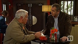 Lou Carpenter, Karl Kennedy in Neighbours Episode 6480