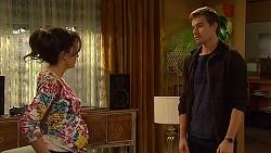 Vanessa Villante, Rhys Lawson in Neighbours Episode 6480