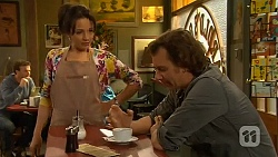 Vanessa Villante, Lucas Fitzgerald in Neighbours Episode 6481
