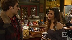 Kyle Canning, Jade Mitchell in Neighbours Episode 6482