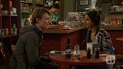 Harley Canning, Rani Kapoor in Neighbours Episode 6482