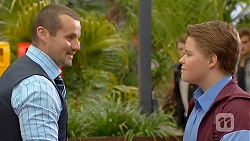 Toadie Rebecchi, Callum Jones in Neighbours Episode 6482