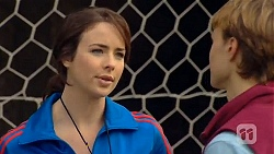 Kate Ramsay, Harley Canning in Neighbours Episode 6483