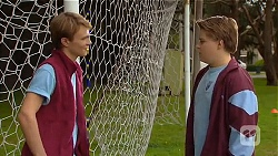 Harley Canning, Callum Rebecchi in Neighbours Episode 6483