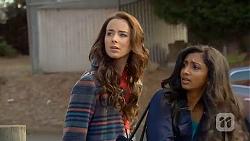 Kate Ramsay, Priya Kapoor in Neighbours Episode 6483