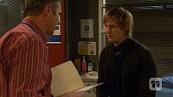 Karl Kennedy, Andrew Robinson in Neighbours Episode 6484