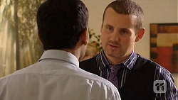 Ajay Kapoor, Toadie Rebecchi in Neighbours Episode 6484