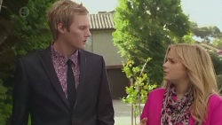Andrew Robinson, Natasha Williams in Neighbours Episode 6486